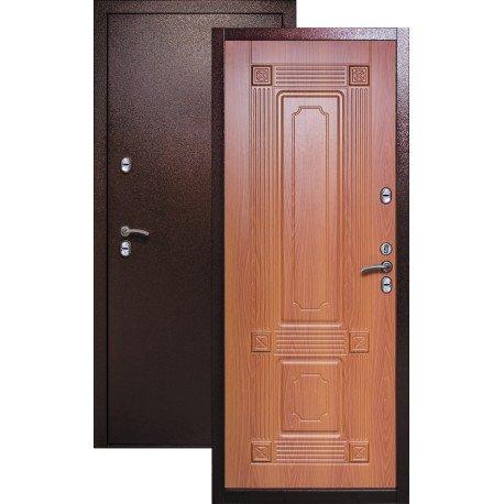 Входная дверь 3-К Тепло Уличный вариант- с технологией терморазрыва