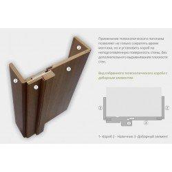 Комплект коробки и наличников Albero