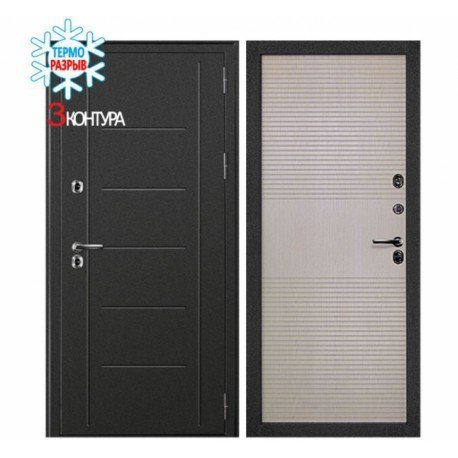Термаль (дверь и рама с терморазрывом)