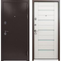 Входная дверь KVADRA 3К-TECHNO